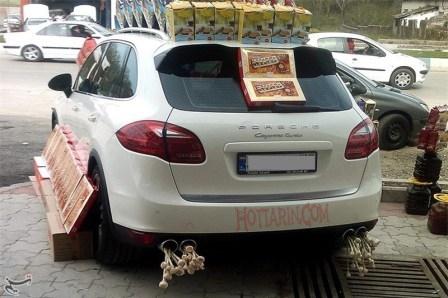 Porsche ride muffins Sale